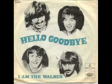 The Beatles-Hello goodbye