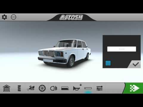 Обзор Андроид-игры AvTosh Симулятор Вождения •••… .