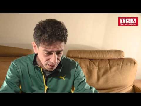 Entretien. Amazigh Kateb En Concert Avec Gnawa Diffusion à Alger video