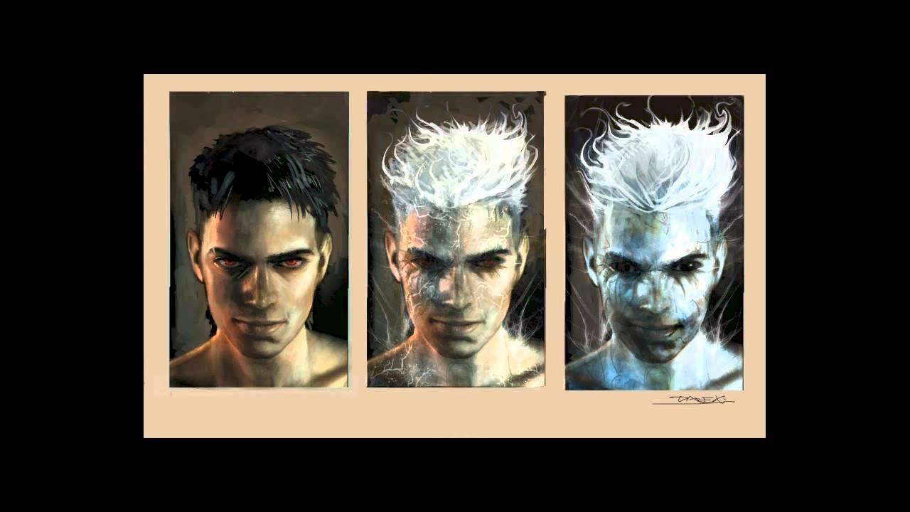Dante Concept Art Concept Art Characters