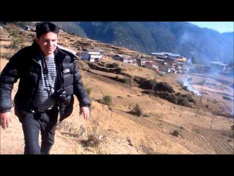 Dolakha Charikot Nepal