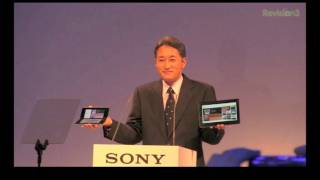 IFA 2011_ What's New from Sony
