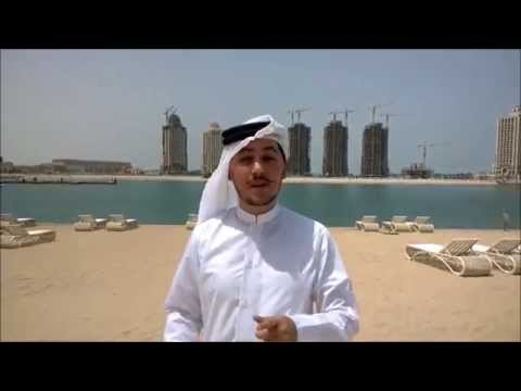 Als Ice Bucket Challenge -arab,qatar video