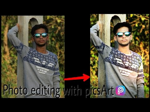 EDIT LIKE PHOTOSHOP IN PICS ART || HOW TO CLEAR A FACE IN PICS ART||PICS ART EDITING TUTORIAL