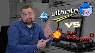 Aral Ultimate 102 'VS' Shell V-Power Racing 100 - Was ist besser? / Oktan?