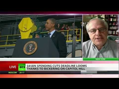'Spending cuts won't solve problems, will only damage US economy'