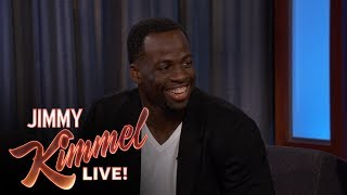 Draymond Green Was Drunkest at NBA Finals After-Party