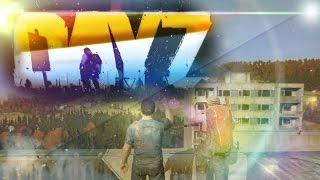 DayZ - Zucchini Jahova Rage! (DayZ Standalone Funny Moments with The Crew!)