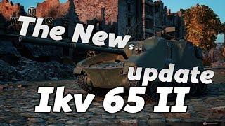 WOT    The News - Ikv 65 II Update   