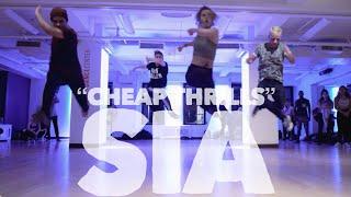 Cheap Thrills Sia Choreography by Derek Mitchell at Broadway Dance Center