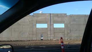 Are thick cement walls the building material of the Future?