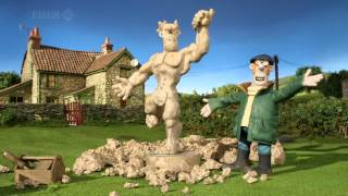 Chip off the old block- Shaun The Sheep