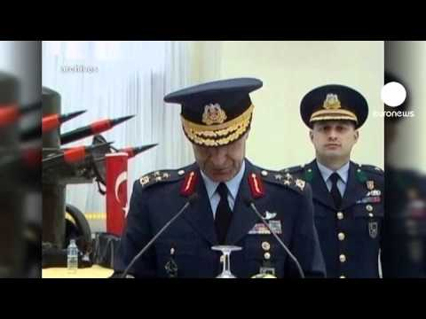 Top Turkish general arrested on coup charges