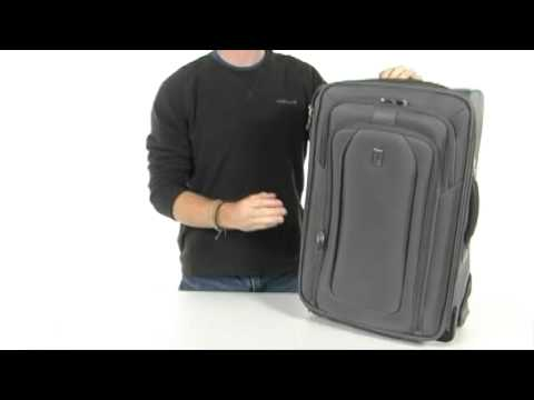 "Travelpro Crew� 9 - 22"" Expandable Rollaboard Suiter SKU:#8078226"