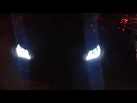 Personalização Farol Voyage G5. Não é Angel Eyes. Led CCFL Igual Audi e Bmw.