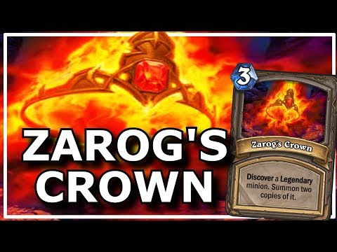 Download Lagu Hearthstone - Best of Zarog's Crown | ft. Legendary Minions MP3 Free