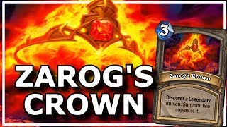 Hearthstone - Best of Zarog's Crown | ft. Legendary Minions