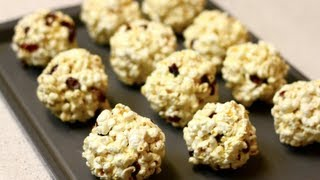 How to Make Popcorn Balls!