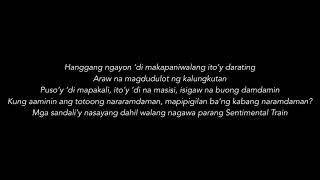 [CHORUS] AKB48 - Sentimental Train (Filipino cover)