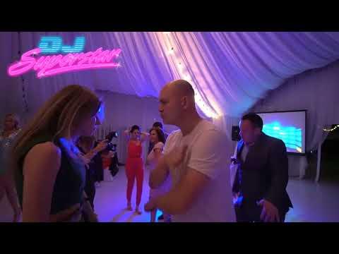 Диджей на свадьбу DJ SuperStar - стильные танцы на свадьбе (2017)