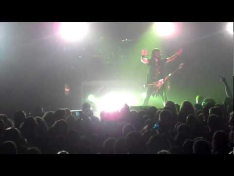 Machine Head - Rob Flynn Tells A Dimebag Darrell Story (NYC 2/3/12)
