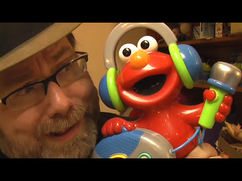 Funny Video ,  Elmo Boom Box Funny Fail Toys Video Mike Mozart @JeepersMedia