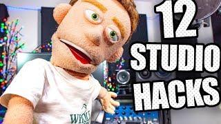 12 Studio Setup Tips NOBODY TELLS YOU + My Studio Tour 2019