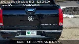 2007 Cadillac Escalade EXT Base AWD 4dr Crew Cab SB for sale