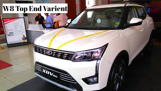 Mahindra XUV 300 W8 / Top End Model / Price / Milage /Features / Full Detailed Walk Around 2019