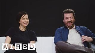 Danny McBride & Katherine Waterston Talk