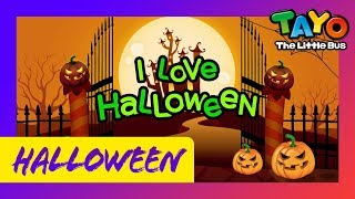Tayo Halloween l Halloween Songs for Kids (+30 mins) l Happy Halloween! l Tayo the Little Bus