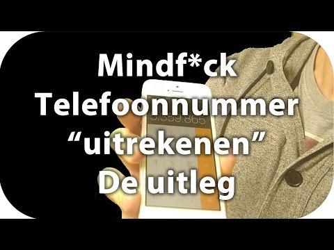Mindf*ck - Telefoonnummer