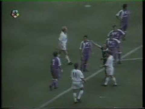 Real Madrid 1-3 Valladolid