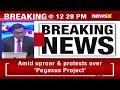 Piyush Goyal Calls For Oppn Party Meet   Meet Over Shantanu Sen's Suspension   NewsX