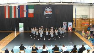 FCC 2016 — JHDT — Twist Divas junior {ŠK Twist — SVN}