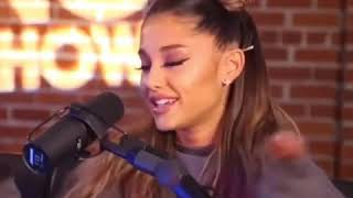 Zach sang asks Ariana Grande if she would go to space
