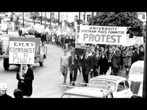 Vietnam Anti-War Protests - History Class Video
