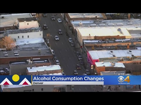 Alcohol Consumption Rules Could Change In Denver