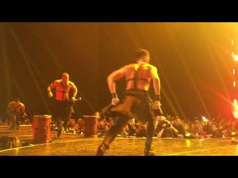 Ricky Martín Drop It On Me Las Vegas All In 15 de Abril