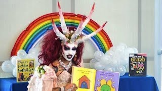 Follow Up from Cookeville TN Drag Queen Story Hour