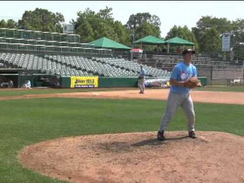 Dan Hansen - South Plainfield NJ - Left Handed Pitcher, First Base,