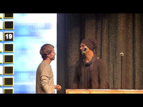 Backstreet Boys Cruise 2010 - Family Feud game