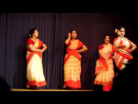 Bengali Folk Dance Performance video