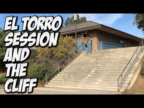EL TORO 20 STAIR & THE CLIFF SESSIONS !!! - NKA VIDS -