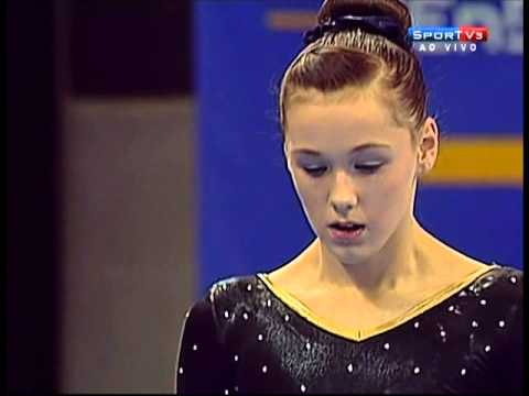 Rebecca Tunney (GBR) VT - Stuttgart 2012 AA