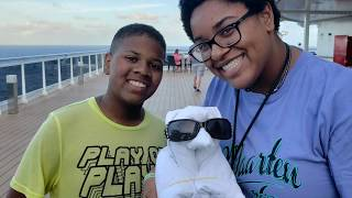 MSC Seaside March 30, 2019 Spring Break Cruise - Day 6 (St. Marteen - Part 3)
