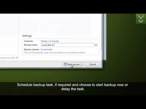 Acronis True Image 2014 - Back up, recover, and synchronize your file - Download Video Previews