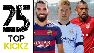 Die 25 Top Transfers 2015/16 | TopKickz