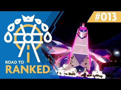 Road to Ranked #13 - Duraludon is Incredible! | Competitive Pokemon Sword/Shield Battles