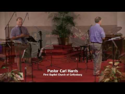 """FBCG 07-17-2016 """"All Authority Given to Jesus"""" Pastor Carl Harris"""